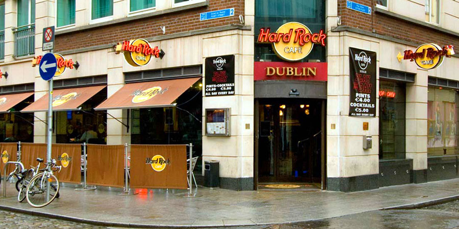 Hard Rock Cafe - Dublin
