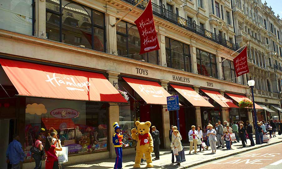 Hamleys Londres