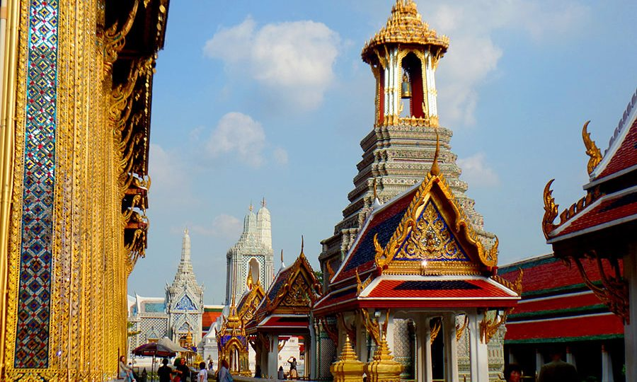 torre do Grand Palace